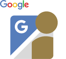 Logo-google-bleu appartement rouen